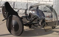 TerraTrike Edge - Carbon Footprint: Custom from Utah Trikes