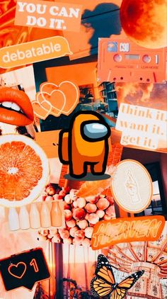 Orange Wallpaper Iphone