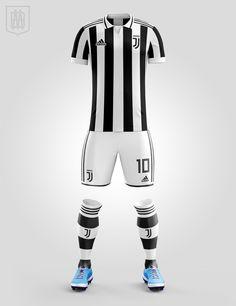 Juventus Soccer, Juventus Fc, Soccer Uniforms, Everton Fc, Uniform Design, Football Kits, Fantasy Football, Vintage Shirts, Ronaldo