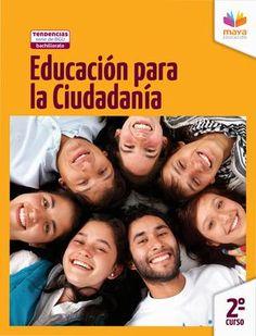 Educación para la Ciudadanía 2 - muestra editorial - Maya Educación  Muestra editorial del libro de Educación para la Ciudadanía para 2do año de Bachillerato General Unificado. Más información en www.mayaeducacion.com