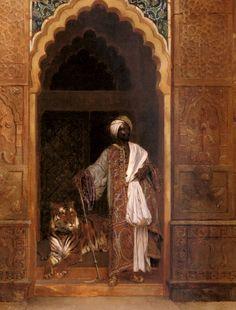 moors in spain | Inner Civilization: The Moors of Spain
