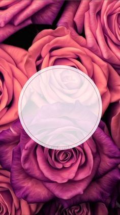 Flower Background Wallpaper, Wallpaper Iphone Cute, Flower Backgrounds, Flower Wallpaper, Instagram Frame, Instagram Logo, Happy Birthday Wallpaper, Poster Background Design, Invitation Background