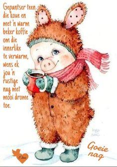 Pig Illustration, Watercolor Illustration, Illustrations, This Little Piggy, Little Pigs, Diy Xmas, Cute Animal Clipart, Art Mignon, Pig Drawing