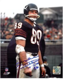 Smart New Mike Ditka Chicago Bears Glass And Mirror Football Display Case Uv Display Cases Sports Mem, Cards & Fan Shop
