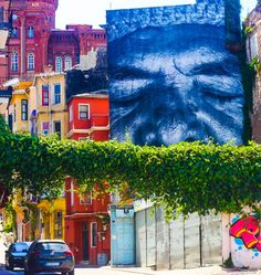 Colourful Balat and Fener in Istanbul