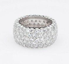 6 Size Jewel Tie Solid 14k Rose Yellow /& White Gold 15 Years Birthday Filigree Ring