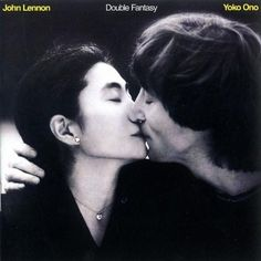 John Lennon Yoko Ono Double Fantasy - vinyl LP