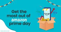 Adopt these expert tips and tricks to make this Prime Day count!   #amazonprimeday #amazonprimeday2020 #amazonprimedaydeals #amazonsellers #amazon #amazonfba #amazondeals #ecommercebusiness #ecommercemarketing #ecommerce #primeday Amazon Prime Day Deals, Amazon Seller, E Commerce Business, Amazon Fba, Ecommerce, Count, Adoption, Success, Tips