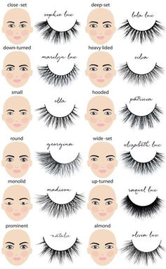 me ~ Mini Post Edition! Picking the perfect pair of lashes is like choosing the best suitable shape wear for that super sassy dress. This Holiday season, do your eye-makeup justice and dress her in the lash of her dreams (LOLOL! Contour Makeup, Eyebrow Makeup, Face Contouring, Oily Skin Makeup, Highlighter Makeup, Beauty Make-up, Beauty Hacks, Fashion Beauty, Pinterest Makeup