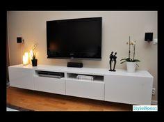 album - 5 - banc tv besta ikea, réalisations clients (série 2