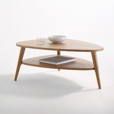 Quilda Double Top Vintage Coffee Table