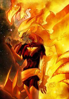 Dark Phoenix - Michael John Katsillis