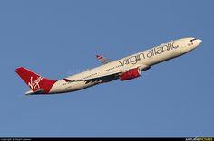 Virgin Atlantic G-VSXY aircraft at London - Heathrow photo