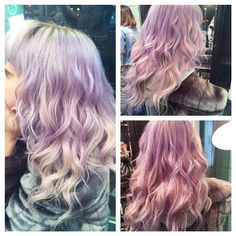 #hair#color#manicpanic#pink#purple#ism#ヘアー#カラー#マニックパニック#ピンク#パープル#イズム#南青山