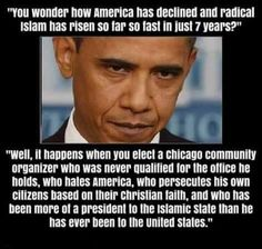 oh but his liberal idiot supporters want us to give him a chance,  for what to further destroy the country!!!!???