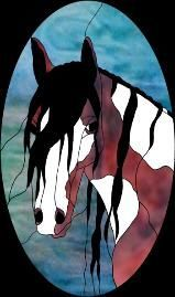 Stained Glass Horse Pattern Book #StainedGlassHorse