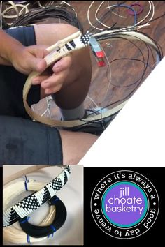 DIY basket making offering instruction, kits, FREE videos, retreats, and support. Basket Weaving, Hand Weaving, Nantucket Baskets, Heritage Crafts, Make And Sell, How To Make, Wicker Baskets, Artisan, Eco Craft