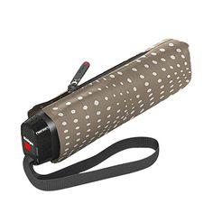 Knirps ist Knirps -absolut hervorragend Koffer, Rucksäcke & Taschen, Zubehör, Regenschirme, Taschenschirme Taupe, Bags, Umbrellas, Beige, Handbags, Bag, Totes, Hand Bags