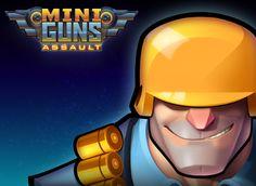 Miniguns: Assault Title Screen by Zatransis on deviantART