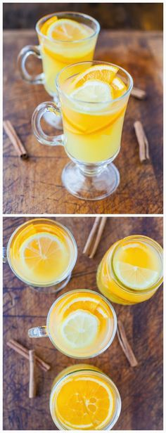 Cook it Quick: Chai-Spiced Triple Citrus Tea