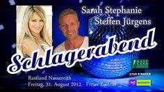 #Schlagerabend #SteffenJürgens #SarahStephanie Restaurant, Entertaining, Musik, Diner Restaurant, Restaurants, Dining