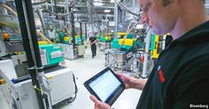Europe's biggest economy is rightly worried that digitisation is a threat to its industrial leadership