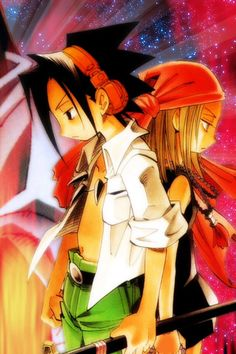 Together forever- Anna and Yoh