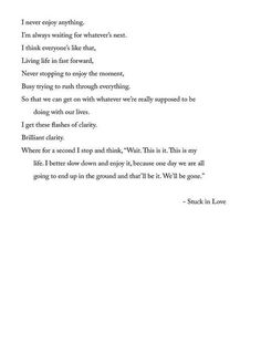 Samantha-Stuck in Love Quotable Quotes, Lyric Quotes, Movie Quotes, Words Quotes, Life Quotes, Sayings, Tv Quotes, Qoutes, Lyrics