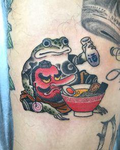 #japanese #tattoo #קעקוע #יפני Source: @makoto_horimatsu