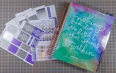 Hello fellow Planner Enthusiasts! I'm back with another monthly planner overview where I share how I use my Erin Condren Life Planner*as both my work and personal time management helper with stickers. This is my second full month using this system and I'm really enjoying it! Please be advised that some of the links provided …