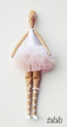 Talala lalka baletnica balerina 50 cm
