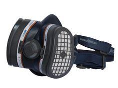 Elipse A1P3 Halvmask med partikel och kolfilter - BlueMarket.se