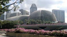 Appa matkustaa: SINGAPORE 2012