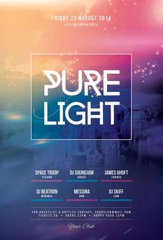 3 Creative Flyers Templates for Your Religious and Spiritual Event ...
