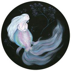 martin hsu : Goldfish Mermaids Ever Surreal, Flower Pepper...