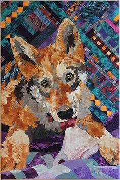 Tiger Eyes by Barbara Yates Beasley. Her work is amazing