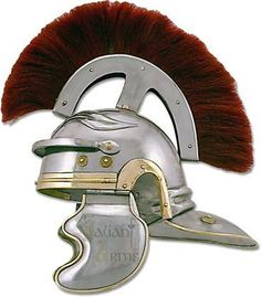 Medieval armor roman helmet.  This is my favorite helmet of all times!
