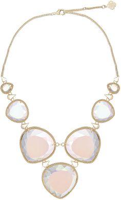Kendra Scott Rebecca Necklace, Slate Cat's Eye on shopstyle.com