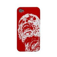 Zombie Iphone cases