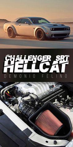 f534ac8545104 Así es el Dodge Challenger Hellcat Redeye  un demonio felino con 797  caballos de fuerza