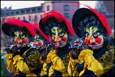 Fasnacht Switzerland | photo
