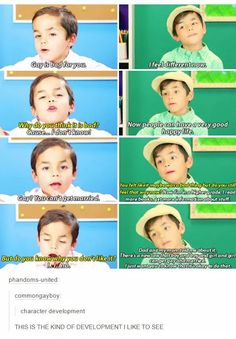this is so important<<this is my favorite child on Kids React so I'm glad he changed his mind :)