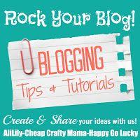 blogging tips tricks tutorials