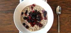 Perfect Weekday Breakfast: Overnight Oat   Chia Pudding