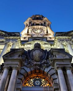 STOCKPORT: Stockport Town Hall, A Photograph by James Carroll.