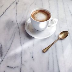 """luccamagazine: """" A Guide to Coffee Coffee is something I take very seriously. I like to explore the unique taste of ever espresso I come across, which is often, and understand what it is. In other..."""