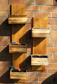 Make a Vertical Garden with IKEA Bjurons IKEA Hackers