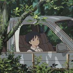 Studio Ghibli Art, Studio Ghibli Movies, Hayao Miyazaki, Vintage Cartoon, Cartoon Art, Old Anime, Manga Anime, Aesthetic Art, Aesthetic Anime