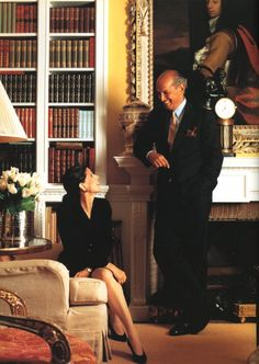THE ONE AND ONLY- Oscar De La Renta | Mark D. Sikes: Chic People, Glamorous Places, Stylish Things