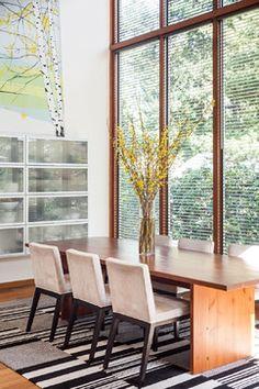 Dining room - contemporary - Dining Room - Portland - KuDa Photography